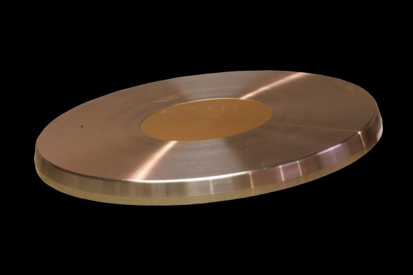 150-mm GB1 Mold Top & Base Plate