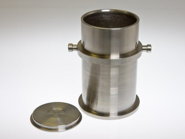 150-mm Mold Assembly for Making 150-mm Specimens with Pine G1 and G2 Superpave Gyratory Compactors