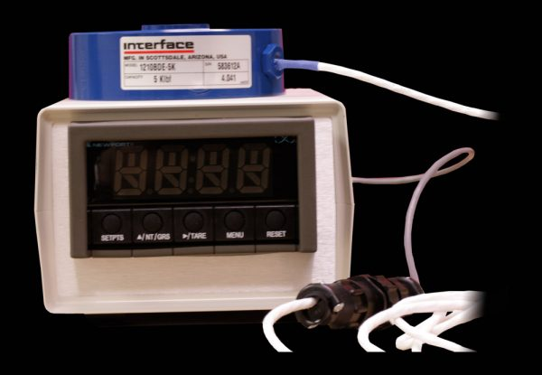 GB1 Force Calibration Kit for Calibrating/Verifying Force on Pine's GB1 Superpave Gyratory Compactor