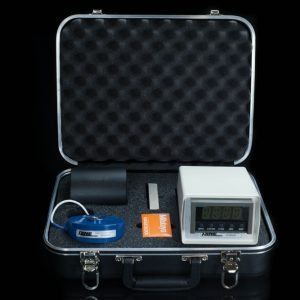 GB1 Calibration Kit for Calibration Force, Height & External Angle on a Pine GB1 Brovold Superpave Gyratory Compactor
