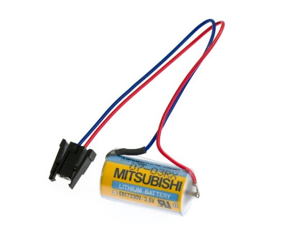GB1 3.6V Lithium Mitsubishi Battery for a Pine GB1 Brovold Superpave Gyratory Compactor
