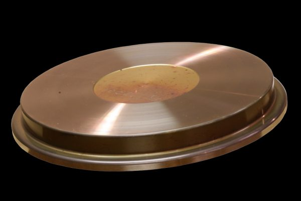 100-mm Mold Base Plate for Pine 100-mm Mold Assemblies