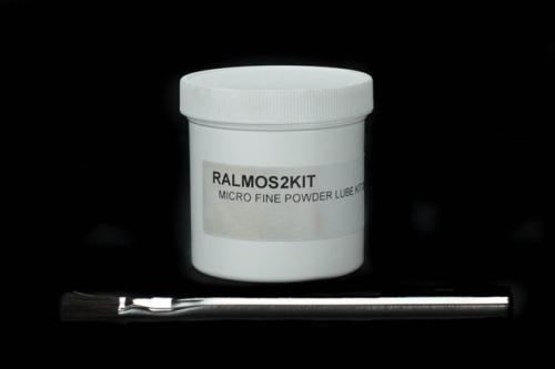RALMOS2KIT Micro Fine Powder Lube Kit