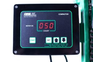 Digital Marshall Compactor Blow Counter